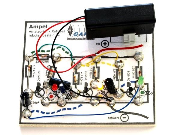 Elektronik Und Roboter Basteln